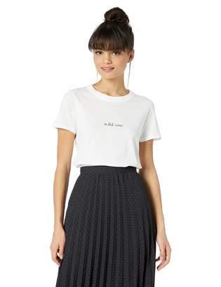 n:philanthropy n: PHILANTHROPY Women's Casual Short Sleeve Tee Shirt