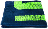Vingino logo print towel - kids - Cotton - One Size