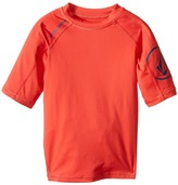 Volcom Solid Short Sleeve Top (Toddler/Little Kids)