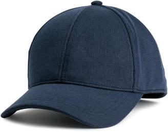 H&M Cotton-blend Cap - Blue