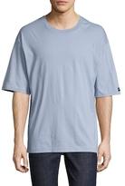 Zanerobe Rugger 3/4 Solid Crewneck T-Shirt