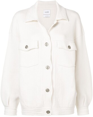 Barrie Cashmere Oversized Jacket