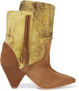 Jerome Dreyfuss Bonnie suede boots