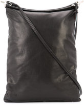 Ann Demeulemeester rectangle shoulder bag - women - Leather - One Size