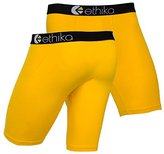 Ethika Men' Thetaple Boxer Brief Underwear-mall
