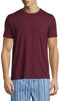 Derek Rose Short-Sleeve Jersey T-Shirt, Bordeaux
