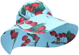 Dolce & Gabbana Exclusive to Mytheresa a cherry printed cotton hat