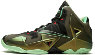 Nike Lebron 11 'King's Pride' Shoes - Size 9