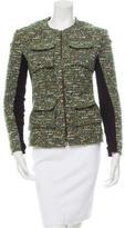 Roland Mouret Fitted Tweed Jacket