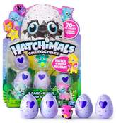Hatchimals CollEGGtibles 4pk + Bonus by Spin Master (Styles & Colors May Vary)