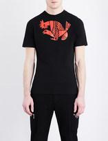Vivienne Westwood Fowl cotton-jersey t-shirt