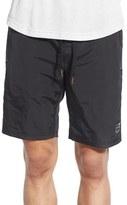 Ezekiel Men's 'Hozer' Drawstring Nylon Shorts