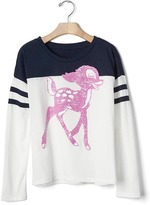 Gap GapKids | Disney embellished graphic athletic tee