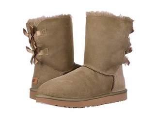 UGG Bailey Bow II (Black) Women's Boots