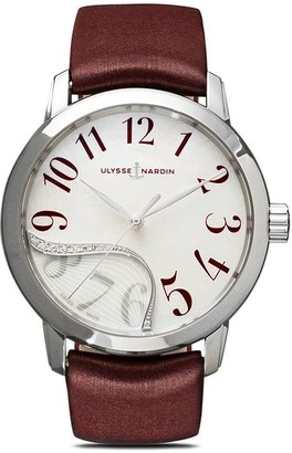 Ulysse Nardin Farfetch Exclusive Classico Jade 37mm