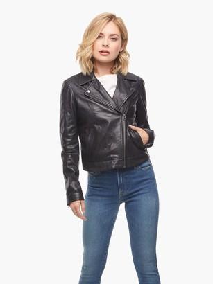 ABLE Maha Leather Jacket