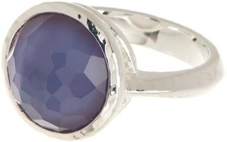 Ippolita 925 Sterling Silver Wonderland Medium Stone Ring