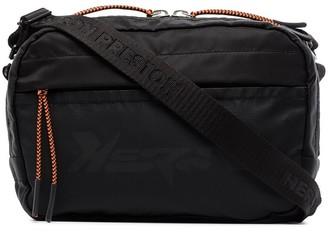 Heron Preston Logo-Appliqued Cross Body Bag