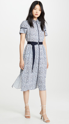 Jason Wu Printed Shirt Dress