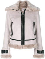 Urban Code Urbancode faux fur shearling coat