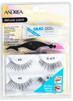 Andrea Deluxe Pack Lashes #45 Black