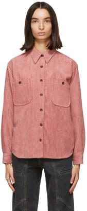 Etoile Isabel Marant Pink Dexo Shirt