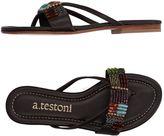 a. testoni A.TESTONI Toe strap sandals