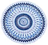 The Beach People Majorelle Roundie Beach Towel