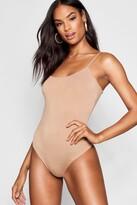 boohoo Tall Sasha Jersey Bodysuit