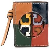 Tory Burch Miller colour-block trifold wallet