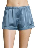 Araks Tia Silk Charmeuse Boxer Shorts