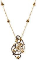 LeVian Le Vian Chocolatier® Diamond Pendant Necklace (1-1/3 ct. t.w.) in 14k Gold