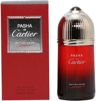 Cartier Pasha de Noir Sport for Men Eau de Toilette Spray, 3.4 oz./ 100 mL