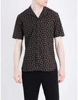 The Kooples Paisley-print Classic-fit Cotton Shirt