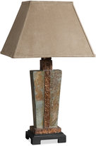 Uttermost Indoor/Outdoor Slate Accent Table Lamp
