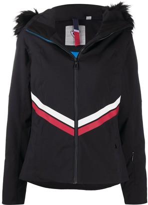 Rossignol Emblem stripe-detail ski jacket