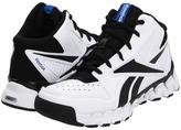 Reebok Kids - ZigNano ProFury (Little Kid) (White/Black/Vital Blue) - Footwear