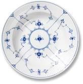 """Royal Copenhagen Blue Fluted Plain"""" Rim Soup Plate"""