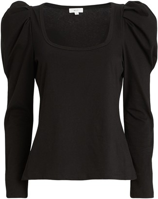 A.L.C. Sewell Puff Sleeve T-Shirt