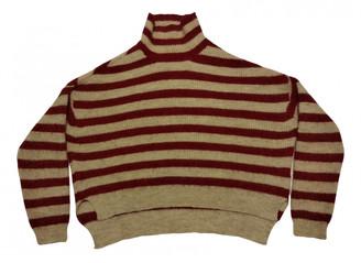 Zara Red Wool Knitwear