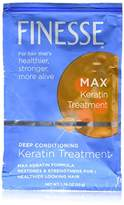 Finesse MAX Deep Conditioning Keratin Treatment, 1.76 Ounce, 12 Count