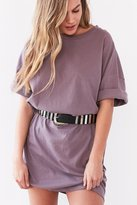 Silence & Noise Silence + Noise Buster Cocoon T-Shirt Dress