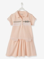 Vertbaudet Girls Polo Dress