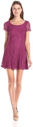 BCBGeneration Women's Lace Dress