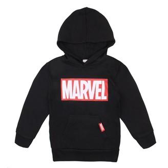 Marvel Boy's Logo Hoodie