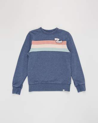 Rip Curl Revival Crew Sweatshirt - Teens