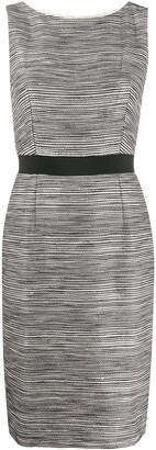 Christian Dior Pre-Owned 2000s textured weave dress