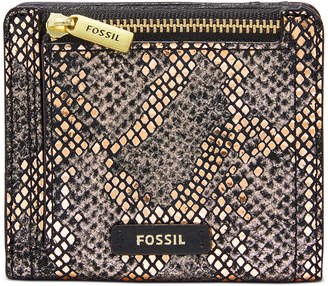Fossil Logan Leather Bifold Wallet