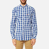 Joules Men's Long Sleeve Classic Fit Shirt with Pocket