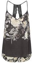 George Chiffon Short and Vest Pyjama Set